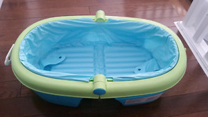 Infant Inflatable Compact Bath Tub