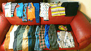 Toddler boys size 4 clothing LOT SALE $55 takes LOT