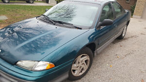 1996 Chrysler Intrepid Sedan