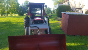 Massey ferguson 135 diesel