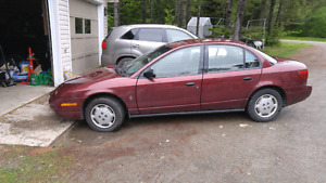 2002 Saturn SL For Sale