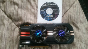 ASUS NVidia 560 Ti 2GB Video Card