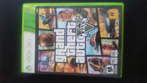 Grand Theft Auto V - Xbox 360, Great Condition