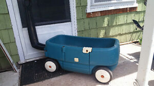 Green Wagon for Sale!