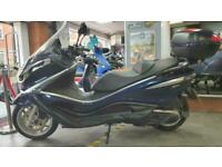 Piaggio X10 350 with free delivery