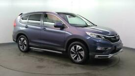 image for 2016 Honda CR-V 1.6 i-DTEC EX Auto 4WD 5dr Estate Diesel Automatic