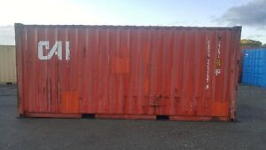 20' sea/storage/cargo container