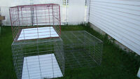 CAGES A CHIENS OU CHATS