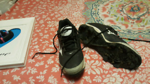 2 pairs of cleats