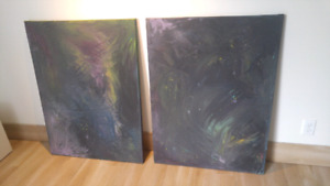 """30""""x40"""" paintings - for sale by artist"""