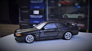 1/18 AUTOart Nissan Skyline GT-R (R32) V-Spec II Initial D Model