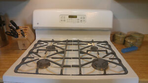 GE Self-Cleaning Gas Range