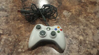 Xbox 360 controller for either a console or a computer