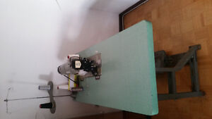 Sewing industrial machine JUKI DDL 555