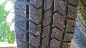 """4 Arctic Claw Winter Tires..18"""""""