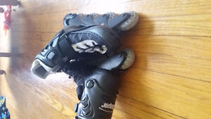 Cooper Adjustable Inline Skates youth