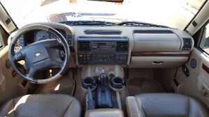 2002 Land Rover Discovery SUV, Crossover - Safetied & E-tested