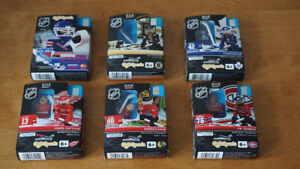 OYO Sports Original Six Mini-Figures $2 each