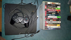 Playstation 3 system with