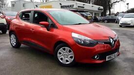 2013 Renault Clio 0.9 TCE 90 ECO Expression+ Ene Manual Petrol Hatchback