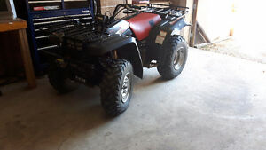 1992 Yamaha big bear 350 4x4 in mint condition