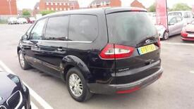 2008 57 FORD GALAXY 2.0 TDCi (140ps) GHIA 7 SEATER,ONLY 1 OWNER FROM NEW.FULL SH