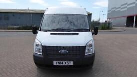 2014 Ford Transit 2.2TDCi ( 100PS ) ( EU5 ) 300M Med Roof Van 300 MWB