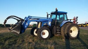 MFWD Tractor for sale