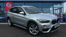 image for 2018 BMW X1 xDrive 20d Sport 5dr Step Auto Diesel Estate Estate Diesel Automatic
