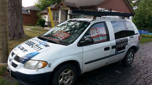2001 Dodge Caravan Minivan, Van Windsor Region Ontario image 1