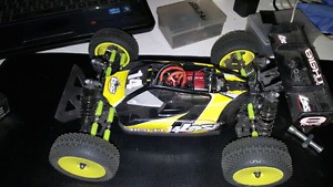 Losi mini 8 Only used indoor