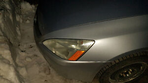 2004 honda Accord headlights