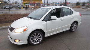 2008 Suzuki SX4 Sedan, 4 door , Autoamtic, Low km, Warranty avai