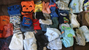 3 month old baby boy clothing