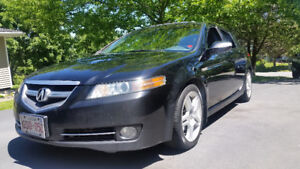 Acura TL 2007--well maintained