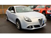 2013 Alfa Romeo Giulietta 1.4 TB MultiAir Exclusive 5dr Automatic Petrol Hatchb
