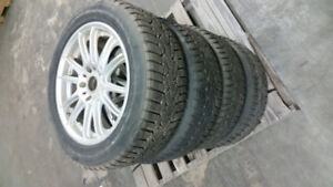 Nokian Hakkapeliitta 7 on mags for sale