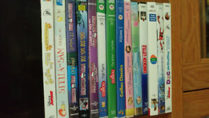 Young childrens movies for sale