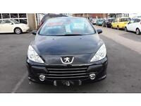 2006 PEUGEOT 307 CC 1.6 Coupe Cabriolet From GBP3,195 + Retail Package