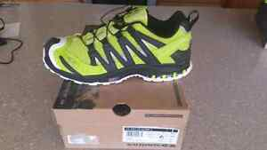 Salomon SpeedCross 3 running shoes Kitchener / Waterloo Kitchener Area image 2
