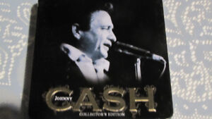 JOHNNY CASH - COLLECTOR'S  EDITION