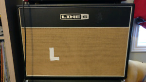 Custom Line 6 2x12 -Custom Made in England Celestions