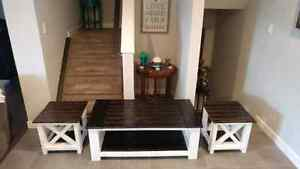 Brand new Solid Wood, Contemporary/Modern/Rustic Coffee Tables London Ontario image 4