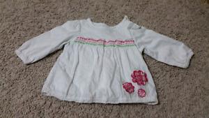 6-9 baby girl clothing