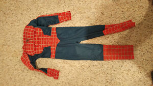 Spider man with muscles