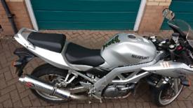 Suzuki SV650S K3