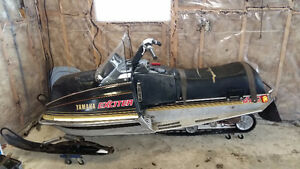 YAMAHA EXCITER 440 SLED TRADE FOR OLD CAR