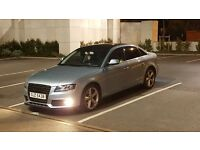 Audi A4 TDI 6 speed manual