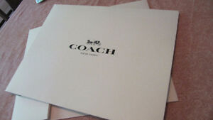 Coach new box- for your Coach purse gift
