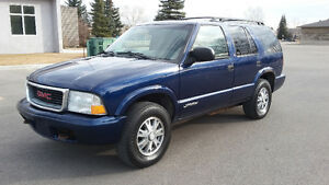 2002 GMC Jimmy SLS* LOW KMS* 4X4!!!!! SUV, Crossover